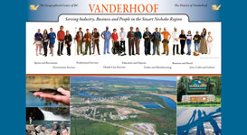 District of Vanderhoof link